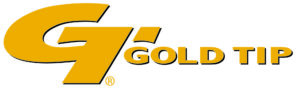 gold tip arrows logo