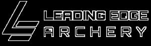Leading Edge Archery Logo sideways