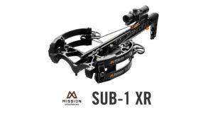 slider mission Sub1XR crossbow